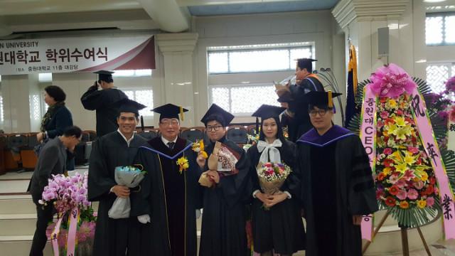 2018년 졸업식