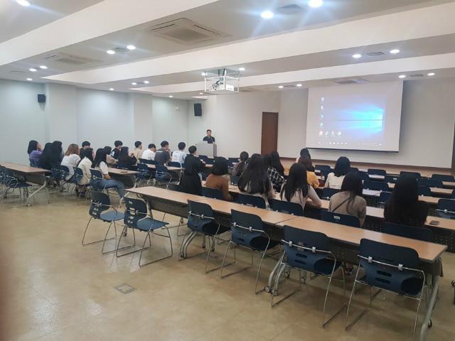 한국생명공학연구원 오창분원 견학